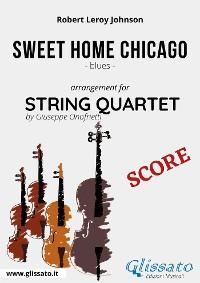 Cover Sweet Home Chicago - String Quartet Score