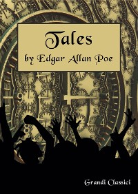 Cover Tales by Edgar Allan Poe