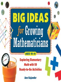 Cover Big Ideas for Growing Mathematicians