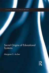 Cover Social Origins of Educational Systems