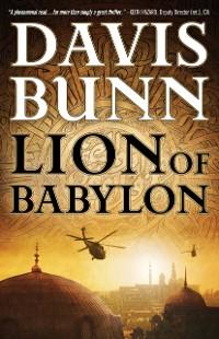 Cover Lion of Babylon (A Marc Royce Thriller Book #1)