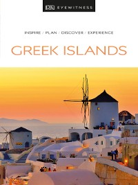 Cover DK Eyewitness Travel Guide Greek Islands
