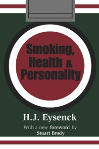 Cover Smoking, Health and Personality