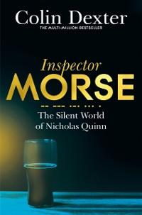 Cover Silent World of Nicholas Quinn