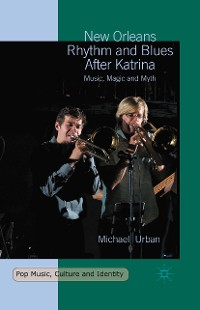 Cover New Orleans Rhythm and Blues After Katrina