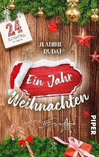 Cover Ein Jahr Weihnachten