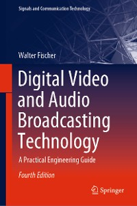 Cover Digital Video and Audio Broadcasting Technology