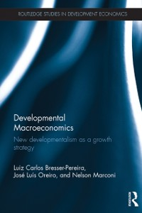 Cover Developmental Macroeconomics