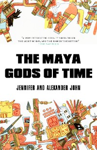 Cover The Maya Gods of Time