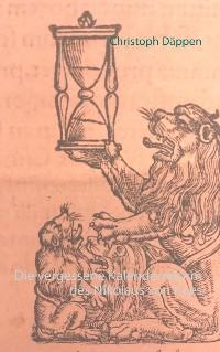 Cover Die vergessene Kalenderreform des Nikolaus von Kues