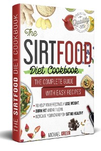 Cover The Sirtfood diet cookbook