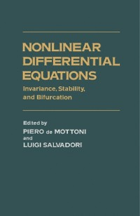 Cover Nonlinear Differential Equations