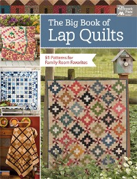 Cover The Big Book of Lap Quilts