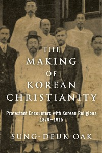 Cover The Making of Korean Christianity