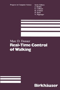 Cover Real-Time Control of Walking