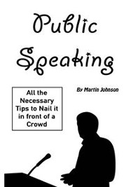 Cover Public Speaking