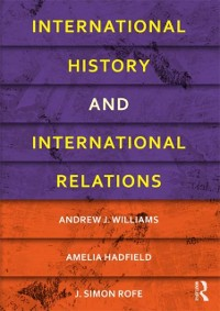 Cover International History and International Relations