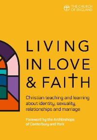 Cover Living in Love and Faith