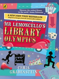 Cover Mr Lemoncello's Library Olympics