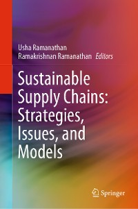 Cover Sustainable Supply Chains: Strategies, Issues, and Models