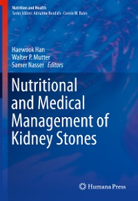 Cover Nutritional and Medical Management of Kidney Stones