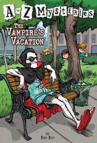 Cover to Z Mysteries: The Vampire's Vacation