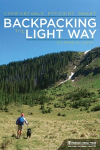 Cover Backpacking the Light Way