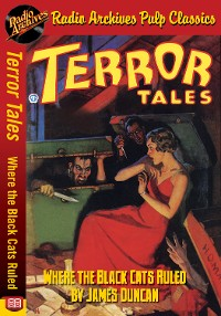 Cover Terror Tales - Where the Black Cats Rule