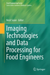 Cover Imaging Technologies and Data Processing for Food Engineers