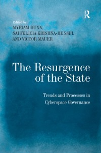 Cover Resurgence of the State