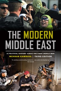 Cover The Modern Middle East, Third Edition