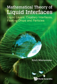 Cover Mathematical Theory of Liquid Interfaces