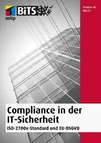 Cover Compliance in der IT-Sicherheit