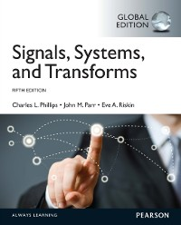 Cover Signals, Systems, & Transforms: International Edition