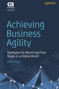 Cover Achieving Business Agility