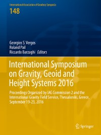 Cover International Symposium on Gravity, Geoid and Height Systems 2016