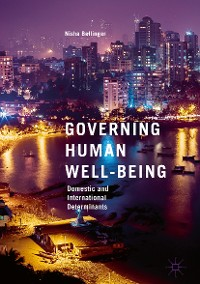 Cover Governing Human Well-Being