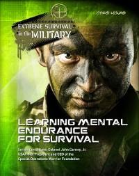 Cover Learning Mental Endurance for Survival