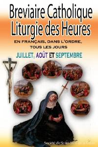 Cover Breviaire Catholique Liturgie des Heures