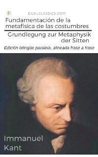 Cover Fundamentación de la metafísica de las costumbres