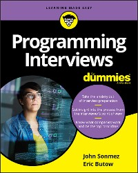 Cover Programming Interviews For Dummies