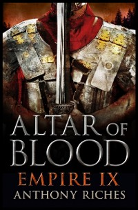 Cover Altar of Blood: Empire IX