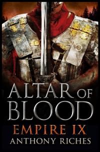 Cover Altar of Blood: Empire IX