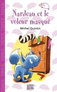 Cover Nardeau 4 - Nardeau et le voleur masque