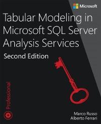 Cover Tabular Modeling in Microsoft SQL Server Analysis Services