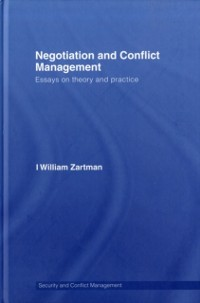Cover Negotiation and Conflict Management