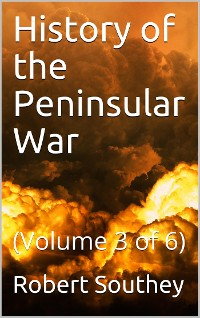 Cover History of the Peninsular War Volume III (of 6)