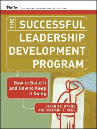 Cover The Successful Leadership Development Program