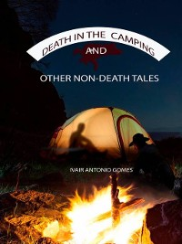 Cover Death in the Camping and Other Non-Death Tales