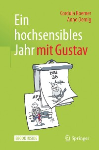 Cover Ein hochsensibles Jahr mit Gustav